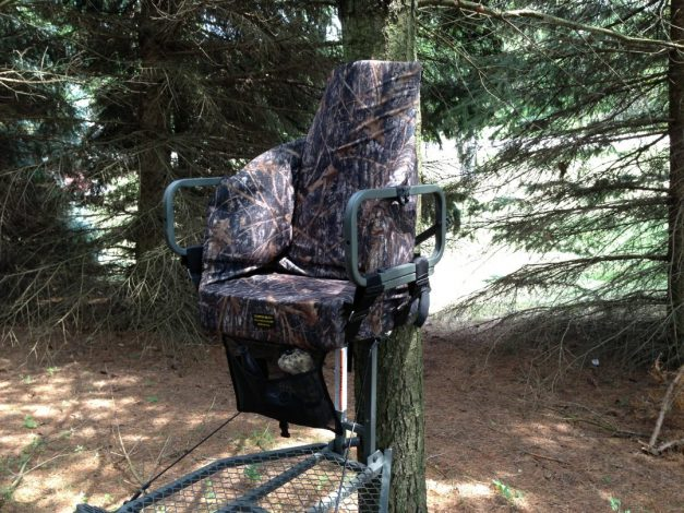 unique tree stand seats