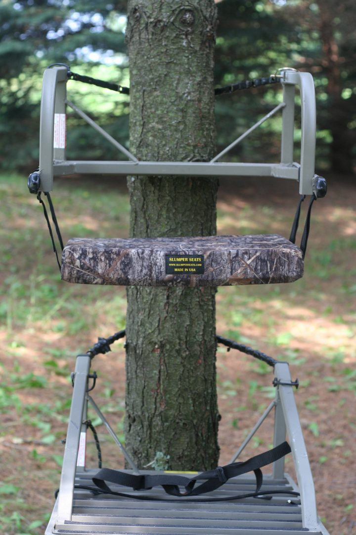 Lightweight Replacemnet Tree Stand Seat Cushion Slumper