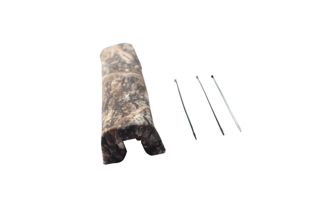Tree Stand Arm Pads And Gun Rest Padding Universal Fitting