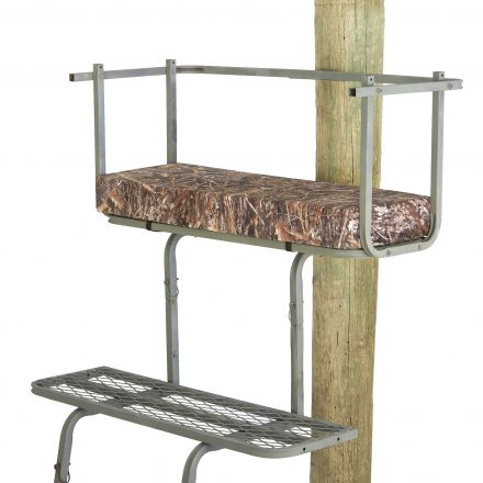 Double wide/ Buddy Tree Stand Seat